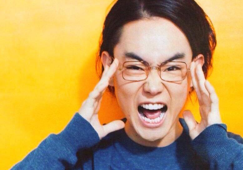 菅田将暉 すだまさき メガネ
