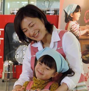 広末涼子の娘役を応援 今の旦那と離婚の危機?複雑な家庭3児の母